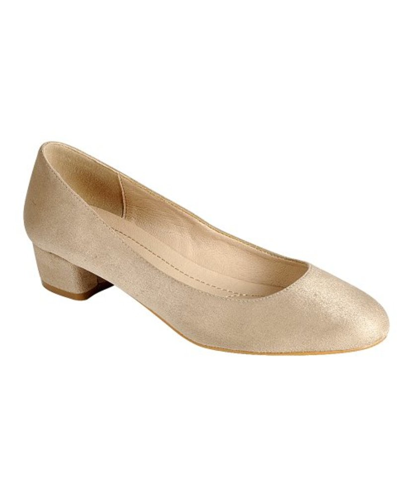 Photo of Forever Link Shoes Block-Heel Tall Pump