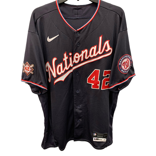 Photo of Tim Bogar - Jackie Robinson Day Game Used Jersey