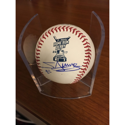 Photo of Sano Home Run Derby Autographed Baseball