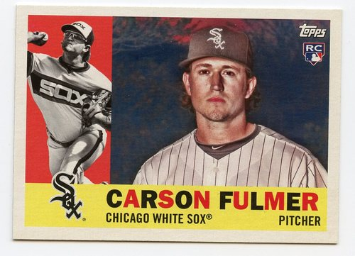 Photo of 2017 Topps Archives #84 Carson Fulmer RC