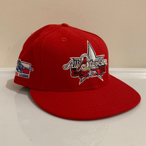 Photo of 2016 Texas League All Star Game -  Game Used Cap  - Jordan Schafer (Los Angeles Dodgers) Size - 6 - 7/8