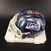 Titans - Multi Signed Draft 2019 Mini Helmet signed by Draft Class Including Jeffery Simmons, AJ Brown, Nate Davis, Amani Hooker, Deandre Walker, David Long