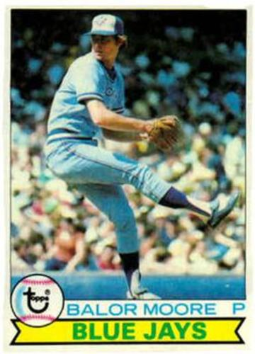 Photo of 1979 Topps #238 Balor Moore