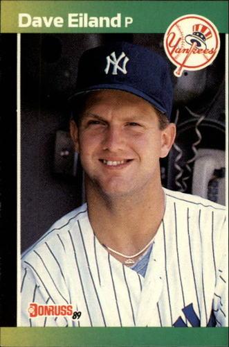 Photo of 1989 Donruss #481 Dave Eiland
