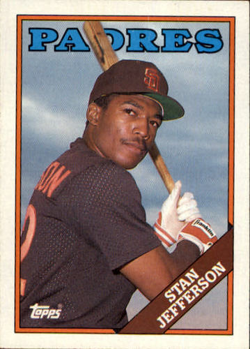 Photo of 1988 Topps #223 Stan Jefferson