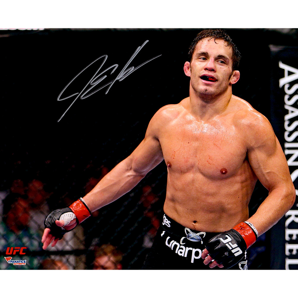 Jake Ellenberger Ultimate Fighting Championship Autographed 8
