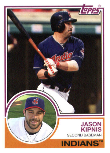 Photo of 2015 Topps Archives #290 Jason Kipnis