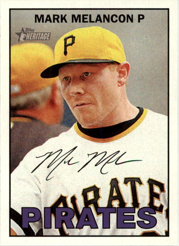 Photo of 2016 Topps Heritage #156 Mark Melancon