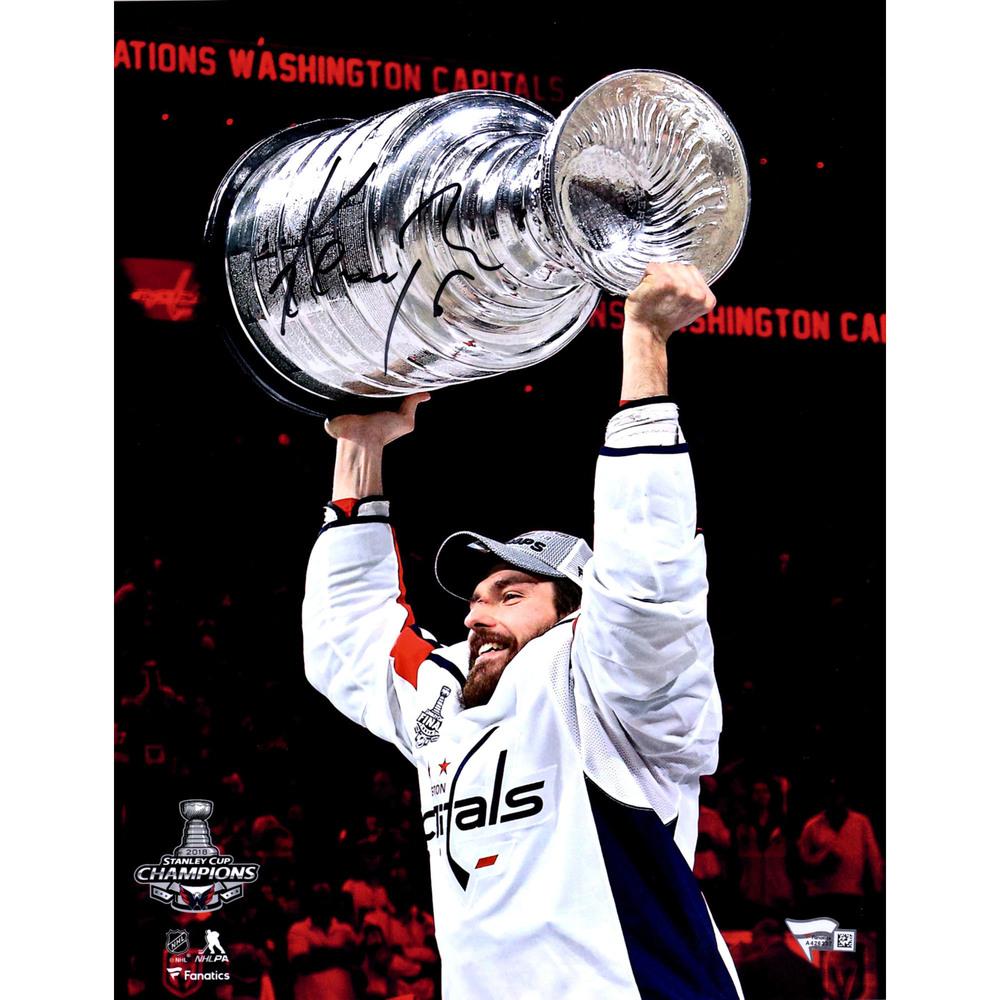 Michal Kempny Washington Capitals Autographed 11