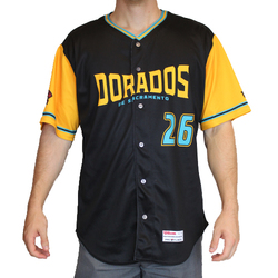 Photo of 2018 DORADOS JERSEY #26 - CESAR PUELLO - XL