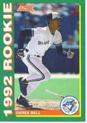 Photo of 1992 Score Rookies #3 Derek Bell