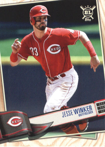 Photo of 2019 Topps Big League #313 Jesse Winker
