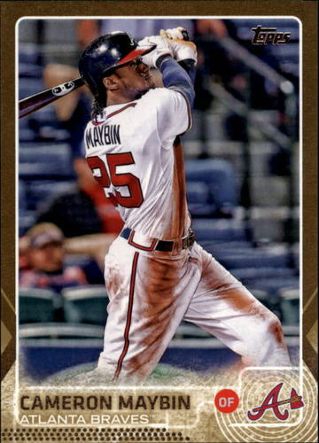 Photo of 2015 Topps Update Gold #US379 Cameron Maybin