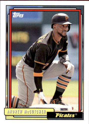 Photo of 2017 Topps Archives #268 Andrew McCutchen