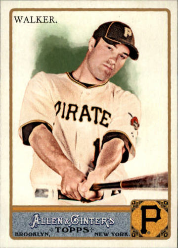 Photo of 2011 Topps Allen and Ginter #63 Neil Walker