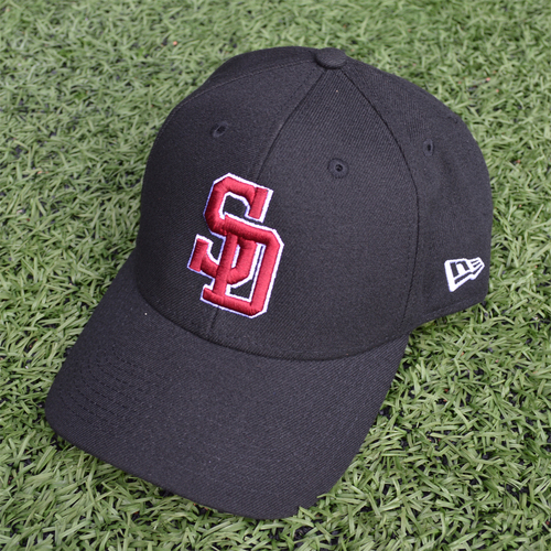 Photo of Charity Auction - Broward Education Foundation - Guy Conti #21 - Game-Used Marjory Stoneman Douglas High School Cap