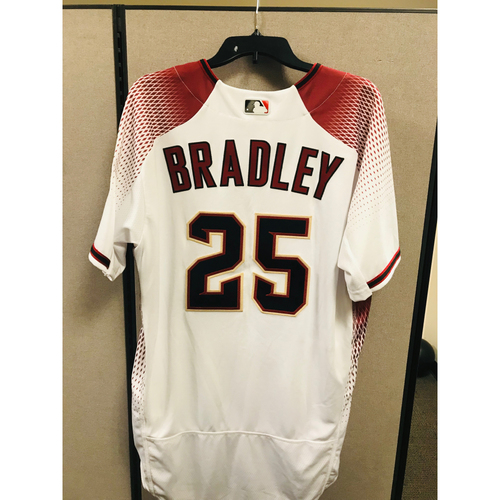 Photo of 2017 Team-Issued Archie Bradley Jersey