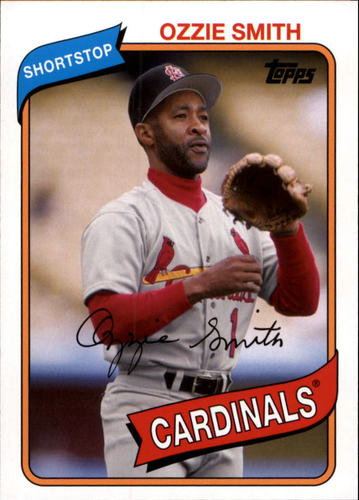 Photo of 2014 Topps Archives #60 Ozzie Smith