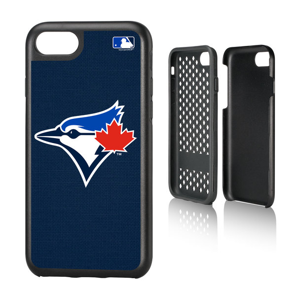 Toronto Blue Jays Rugged Double Layer iPhone 7/8 Plus Case by Keyscaper