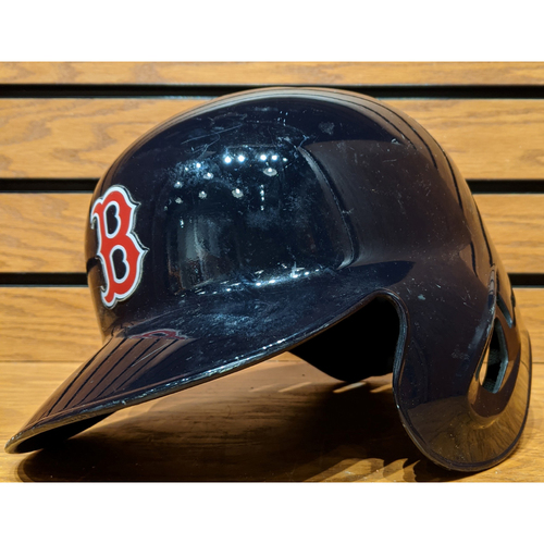 Photo of Red Sox #51 Team Issued Batting Helmet