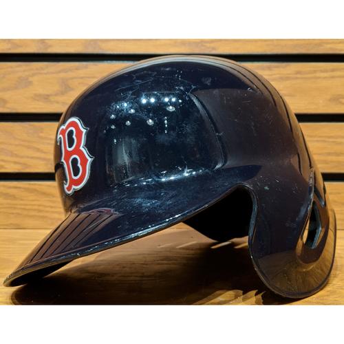 Red Sox #51 Team Issued Batting Helmet