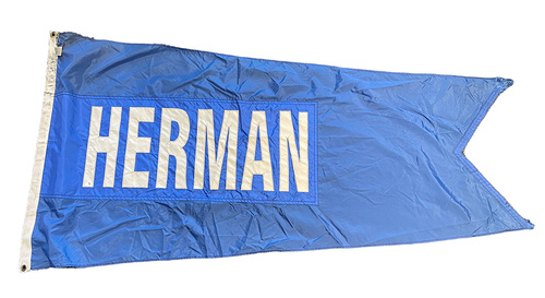 Photo of Wrigley Field Collection -- Rooftop Flag --  Billy Herman