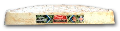 Photo of Game-Used 2nd Base -- Used in Innings 7 through 9 -- Cardinals vs. Cubs -- 9/30/18