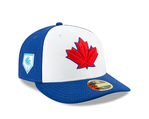 sale retailer bd7cc a148c Toronto Blue Jays Authentic Collection 2019 Spring Training Low Cro.