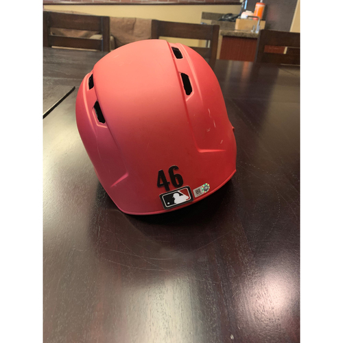 Photo of 2018 Batting Helmet - 2013 & 2018 All Star #46 Patrick Corbin