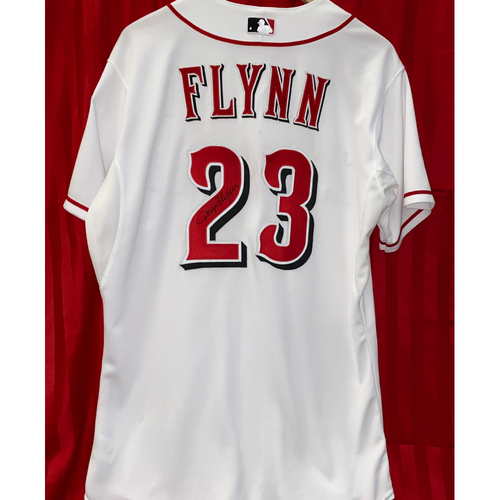 Photo of Doug Flynn Signed Jersey