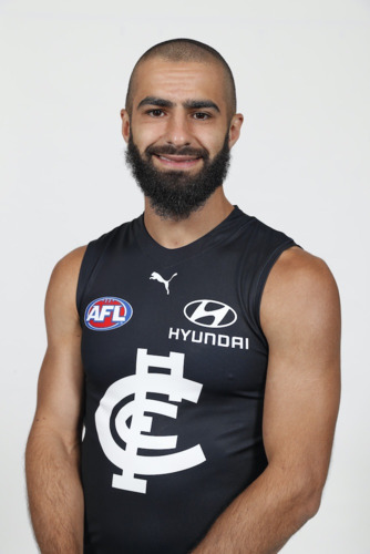 Photo of 2021 AFL Indigenous Player Guernsey #42 - Adam Saad