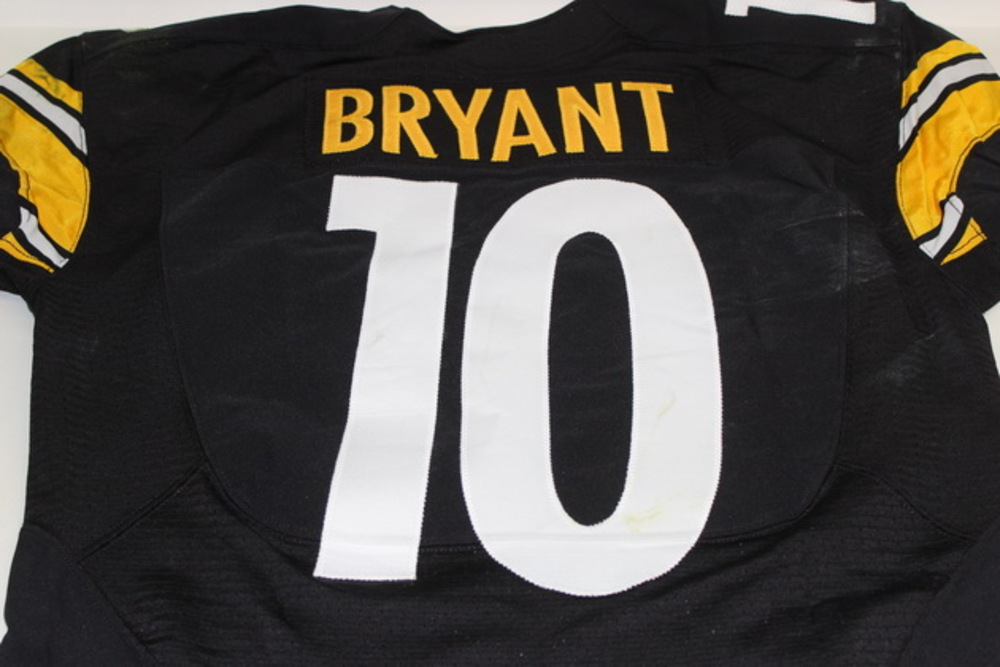 separation shoes 1c7b4 b3d6f NFL Auction | STS - STEELERS MARTAVIS BRYANT GAME WORN ...