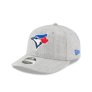 Toronto Blue Jays Heathered Team Retro Snapback by New Era