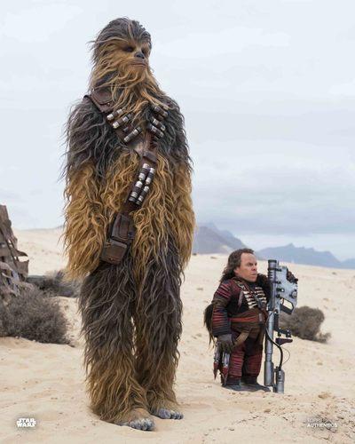 Weazel and Chewbacca