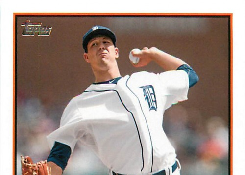 Photo of 2012 Topps Update #US221 Drew Smyly RC