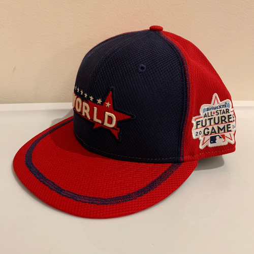 Photo of 2014 All Star Futures Game -  Game Used Cap  - Jose Rondon (Los Angeles Angels) Size - 7 -1/4