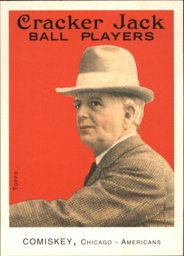 Photo of 2004 Topps Cracker Jack #23 Charles Comiskey