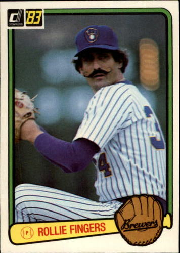 Photo of 1983 Donruss #78 Rollie Fingers