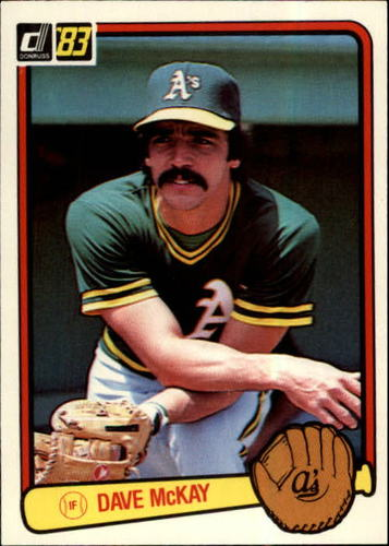 Photo of 1983 Donruss #213 Dave McKay