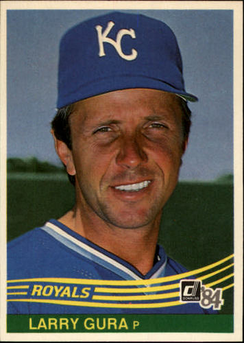 Photo of 1984 Donruss #100 Larry Gura