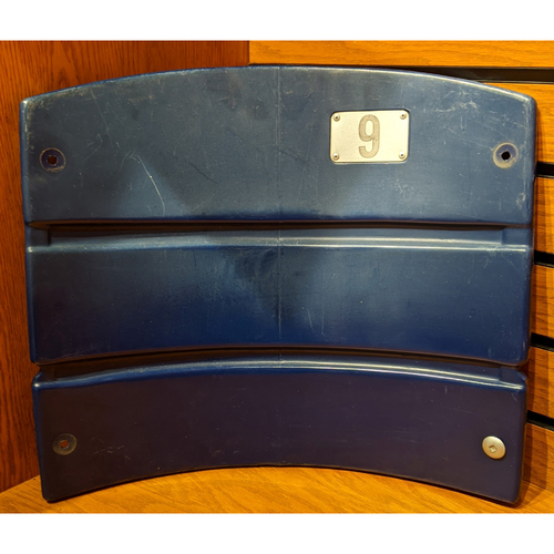 Photo of Fenway Park Section 33 Blue Seatback #9