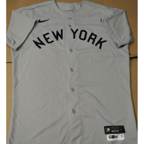 Photo of 2021 New York Yankees vs. Chicago White Sox in Dyersville, Iowa - Game-Used 1919 Throwback Jersey - Nick Nelson - Size 44