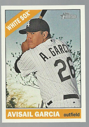 Photo of 2015 Topps Heritage #29 Avisail Garcia