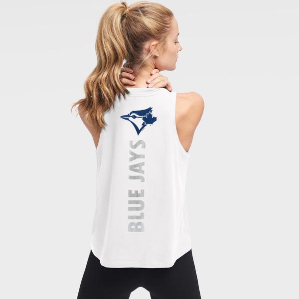 Toronto Blue Jays Women's Olivia Tank by DKNY