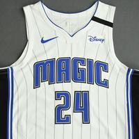 Khem Birch - Orlando Magic - Game-Worn Association Edition Jersey - 2019-20 NBA Season Restart