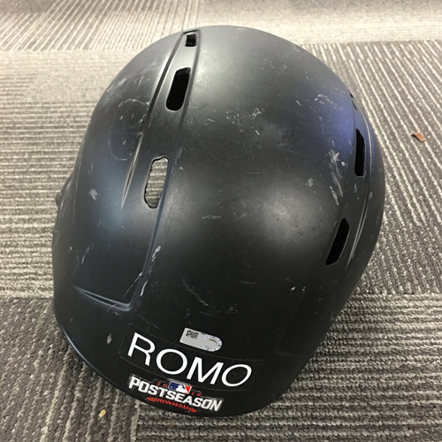 Photo of Sergio Romo 1x ALL-STAR - Team Issued Postseason Helmet