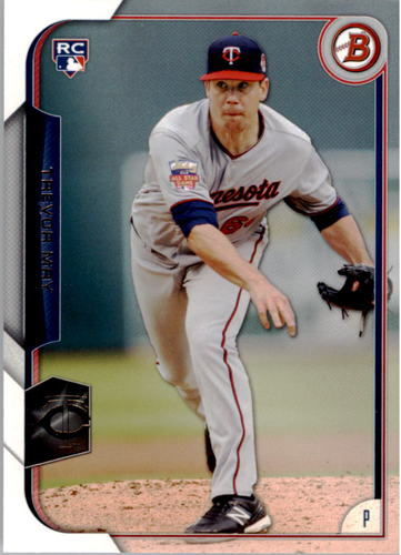 Photo of 2015 Bowman #140 Trevor May RC