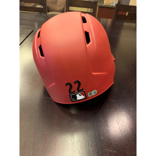 Photo of 2019 Jake Lamb Batting Helmet
