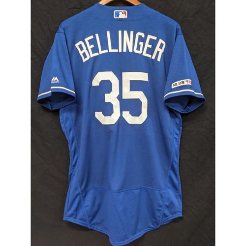 Cody Bellinger Team-Issued Batting Practice Jersey from MVP Season