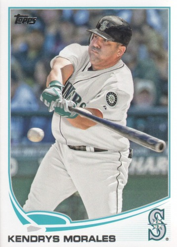 Photo of 2013 Topps Update #US269 Kendrys Morales